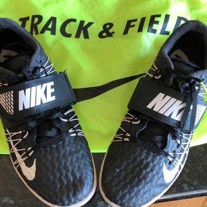 Nike zoom TJ Elite track and field spikes